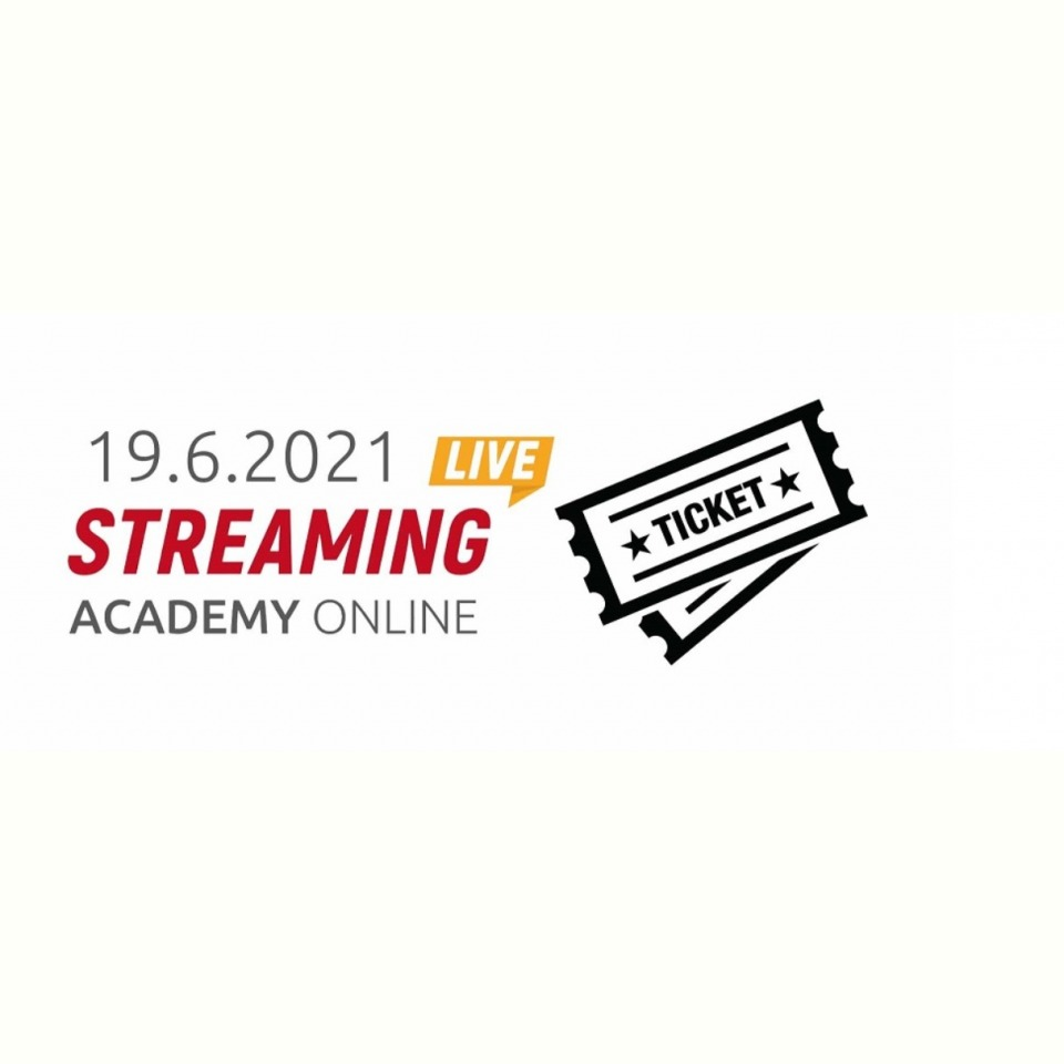 Live-stream access/ Enter to the Online Academy 6/19/2021